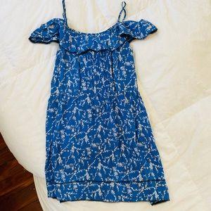 Petticoat Alley silk sundress